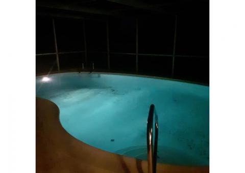 Pool home