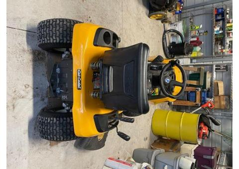 "Cub Cadet 22HP 46"" Riding Mower"