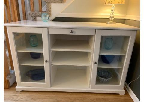 Cabinet White IKEA Liatorp